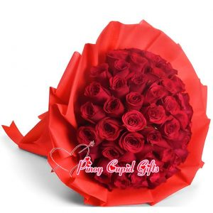 50 red roses 04