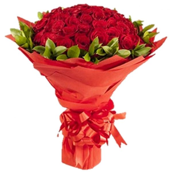 50 red roses 12