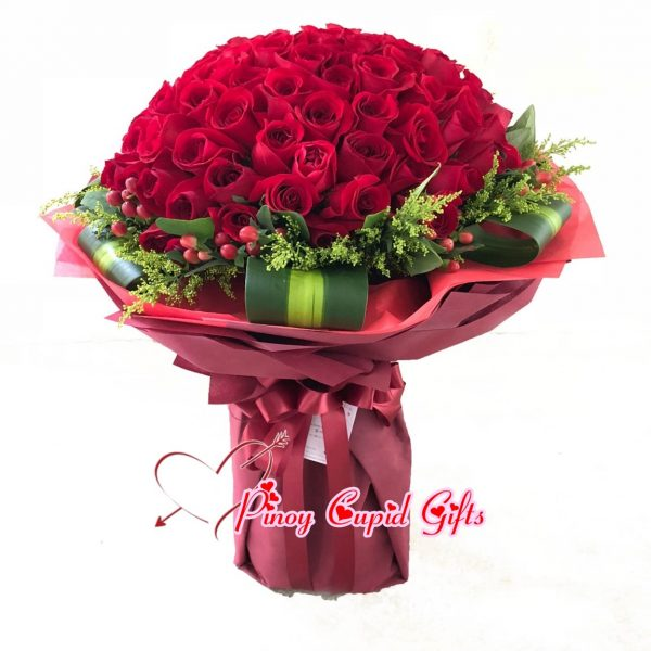 99 Red Roses 10
