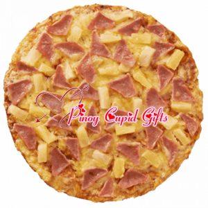 Shakey's Hawaiian Delight Pizza