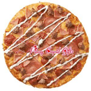 Shakey's Hi-Protein Supreme Pizza