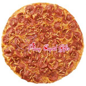 Shakey's Pepperoni Crrrunch Pizzaa