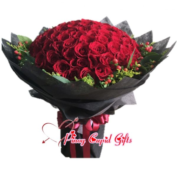 99 Red Roses 11