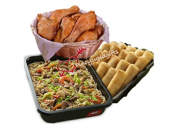Max's Fried Chicken, Max's Fried Lumpia Ubod, Max's Pancit Canton