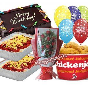 Max's Pancit Canton, Max's Regular Crispy Pata, Max's Regular Fried Chicken, Max's Lumpiang Shanghai, Max's Message Cake