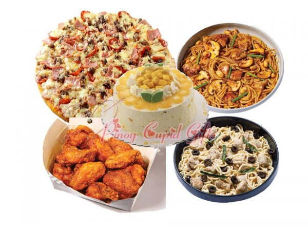 Yellow Cab Four Seasons Pizza, Pasta, & wings
