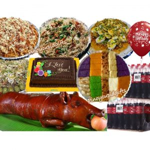 PARTY FOOD PACKAGES