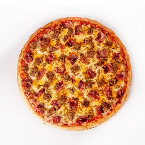 18 Inches S&R Cheesy Burger Deluxe Whole Pizza