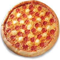 """18"""" S&R Creamy Pepperoni Whole Pizza"""