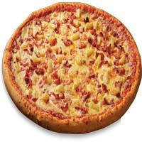 "18"" S&R Tropical Hawaiian Whole Pizza"