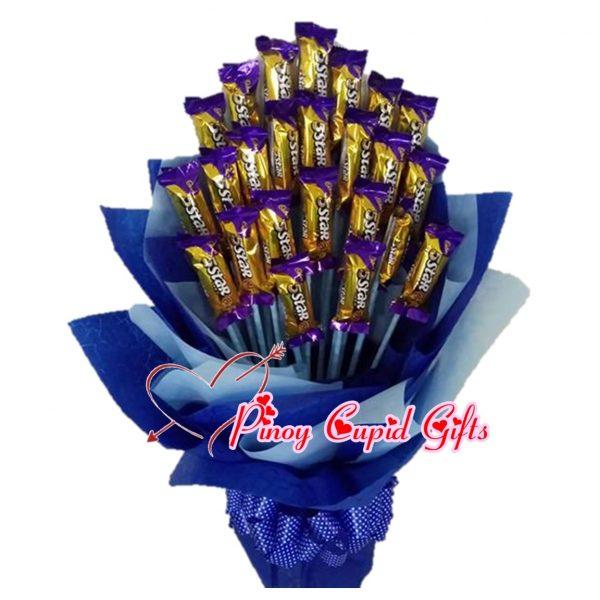 5-Star Cadbury Chocolate Bouquet