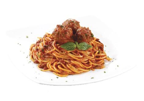 Pizza Hut Spaghetti with Meatballs