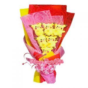 Stuffed Toy Bouquet 12