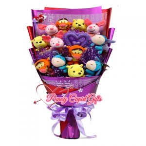Assorted Stuffed Toy Bouquet 15