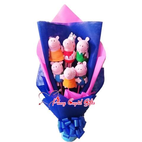Stuffed Toy Bouquet 25