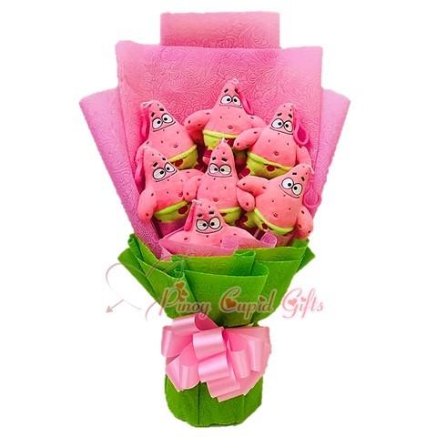 stuffed toy bouquet 22