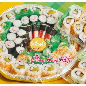 Susie's Cuisine Sushi Bilao-120pcs