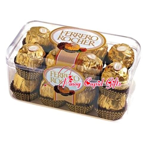Ferrero Rocher Chocolate 16s