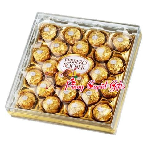 Ferrero Rocher Chocolate 24s