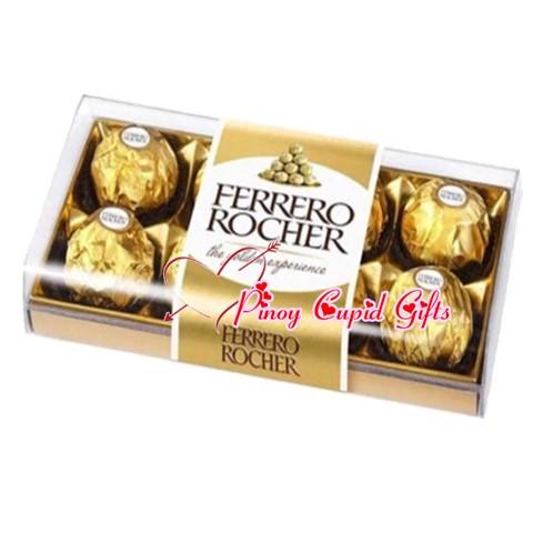 Ferrero Rocher Chocolate 8s