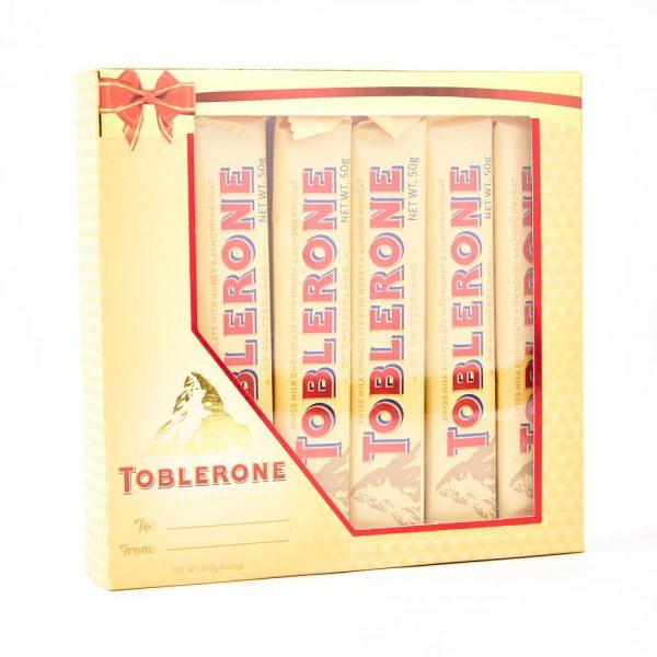 Toblerone Gift Pack - 6x50g