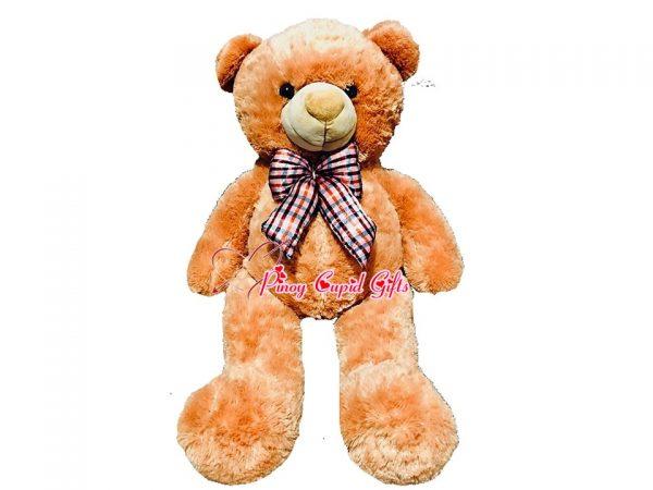 4.5 FT Brown Teddy Bear