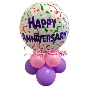 Happy Anniversary Mylar Balloons