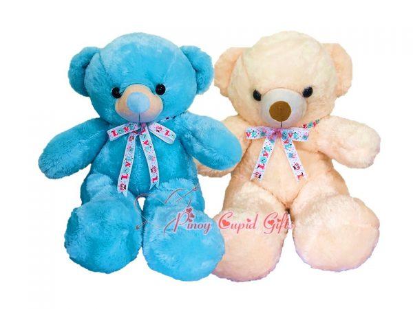 2 FT Teddy Bears
