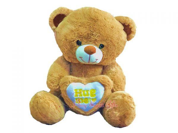 """22"""" Brown Hug Me Bear"""