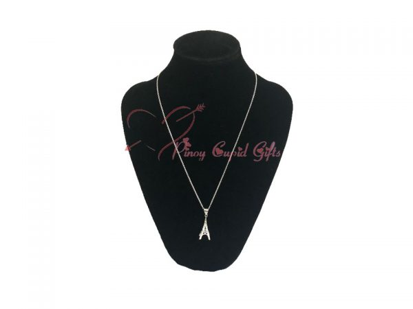 Eiffel Tower Necklace for Women