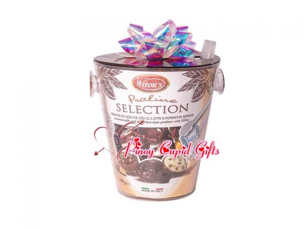 Witors Praline Selection Chocolate 350g
