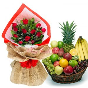 FLOWERS & FRUITS