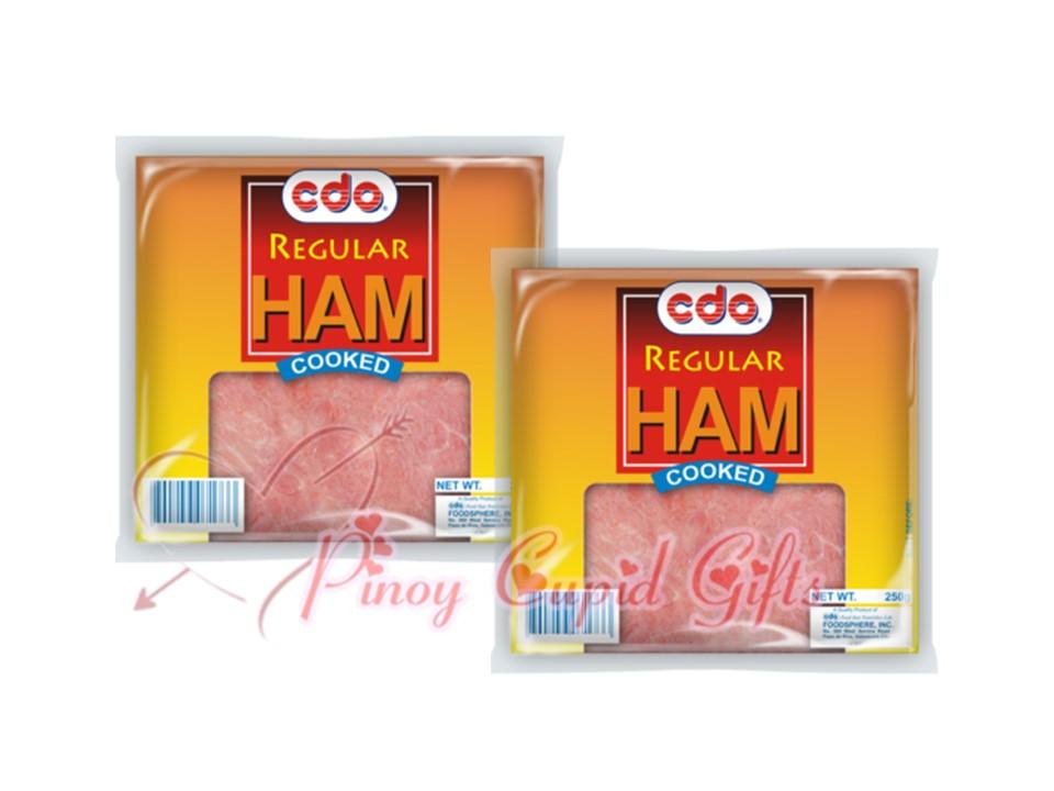 CDO Ham 2x250g