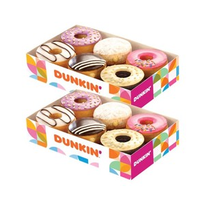 Dunkin Donuts-Assorted Dozen