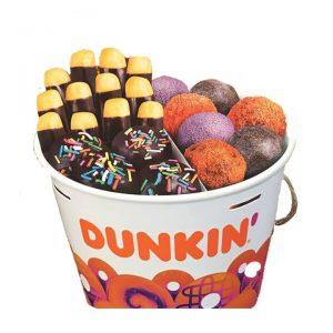 Dunkin Donuts Sari-Sari Bucket