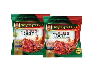 Pampanga's Best Pork Tocino – 2x450g