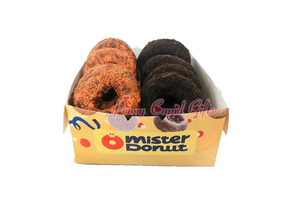 1 Dozen Mister Donuts