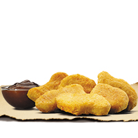 6pcs Chicken Nuggets