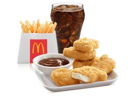 6pcs McNuggets with Fries