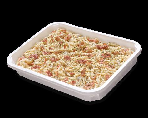 Creamy Bacon Carbonara Medium Pan (serves 5-6)