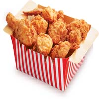 6pcs Southern Style Fried Chicken