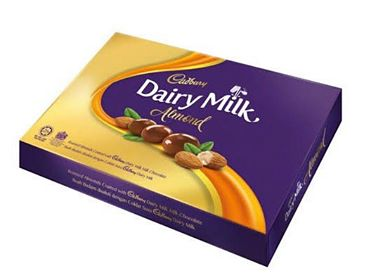 Cadbury Milk Almond-300g