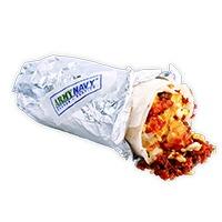 ArmyNavy Breakfast Burrito