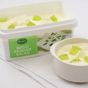Buco Pandan Salad- serves 3-4