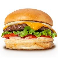 ArmyNavy California Burger-Single