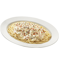 Carbonara Supreme Platter (serves 5-8)