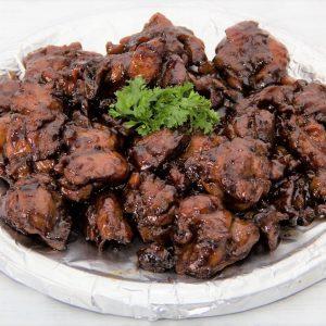Boneless Chicken Barbeque