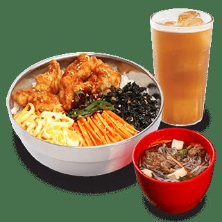 Chicken Bibimbowl Meal