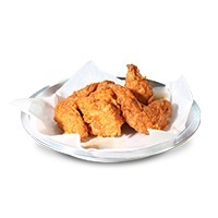 Classic Buffalo Hot Wings (4pcs)