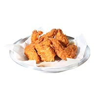 Classic Buffalo Hot Wings (6pcs)